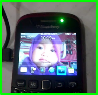 Fungsi LED Indikator Blackberry