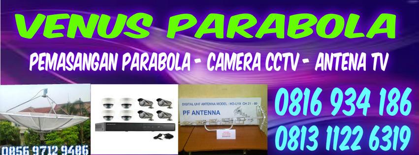 TELP/SMS/WA 0816 934 186 VENUS PARABOLA DIGITAL JABODETABEK
