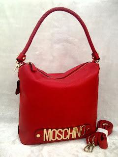 Tas Moschino Hobo Semi Premium 1302-1VL Jakarta