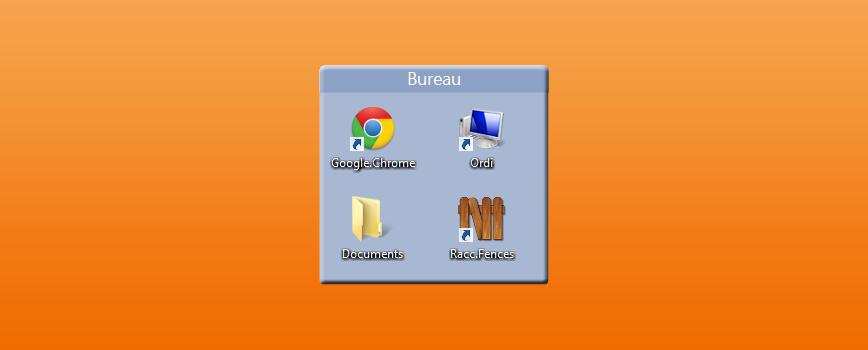 un logiciel pour organiser les ic nes de son bureau