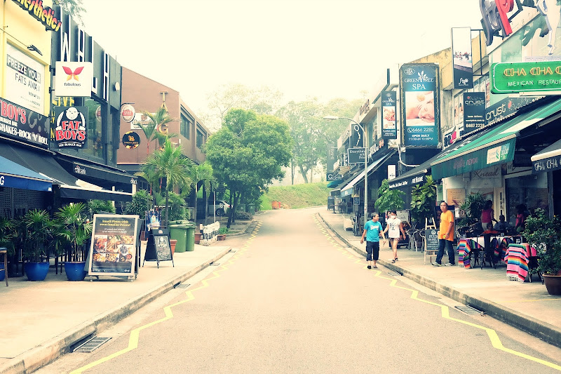 Holland Village, Singapore