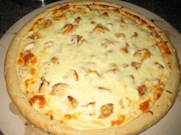 Everyday Expressions Chicken Alfredo Pizza Freezer Cooking Recipe