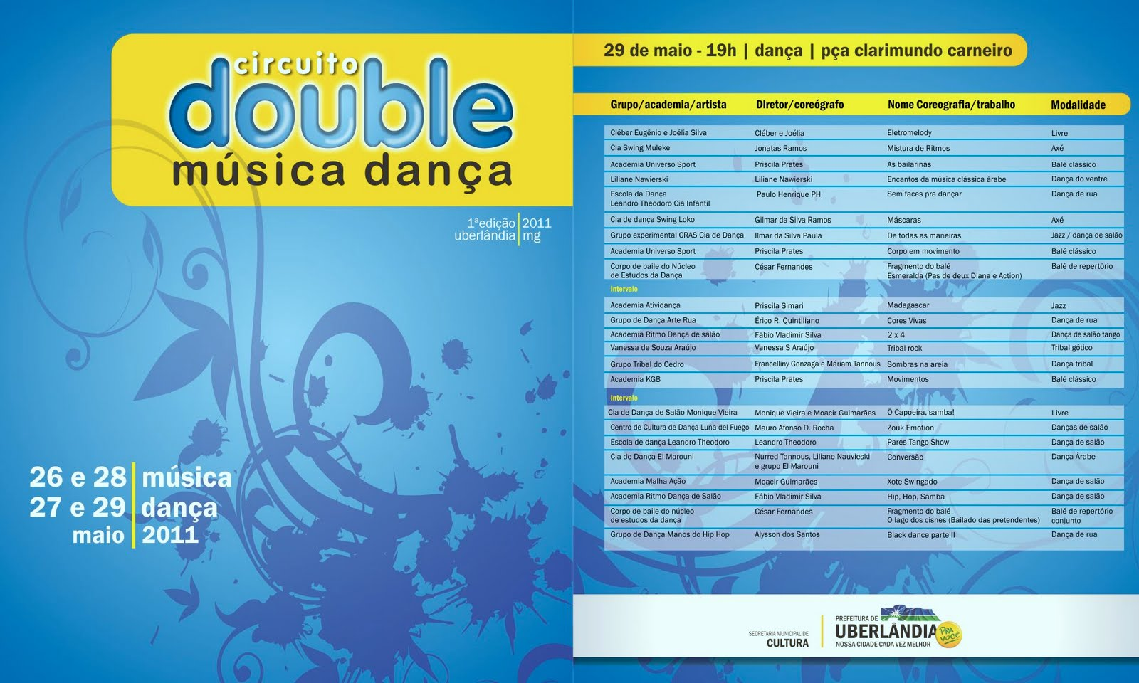 Circuito Festa Junina Uberlandia : Atividança circuito double e festa junina do umuarama