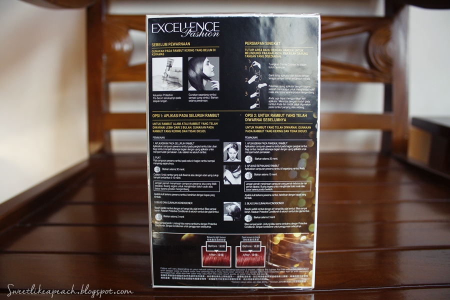 Intense Ruby Red - L'oreal Paris Excellence Fashion