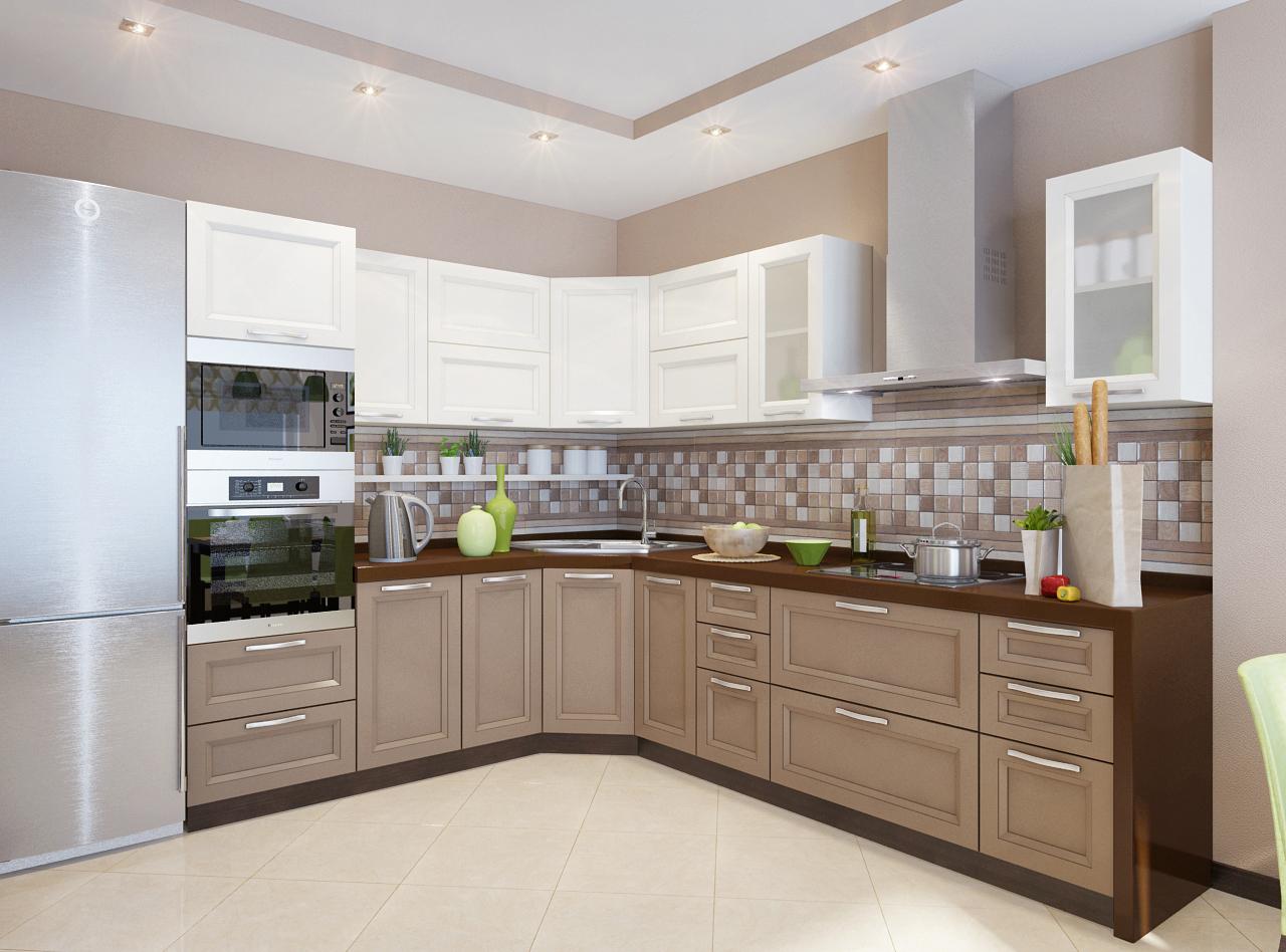 Дизайн и мебель для кухни в хрущевке