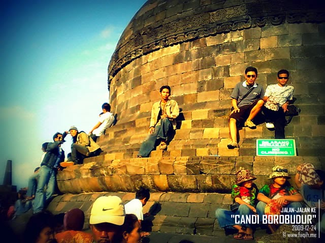 Borobudur Temple Photo