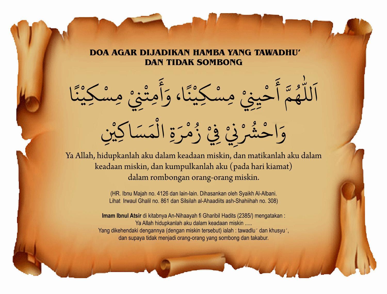 Kumpulan Doa Doa Nabi