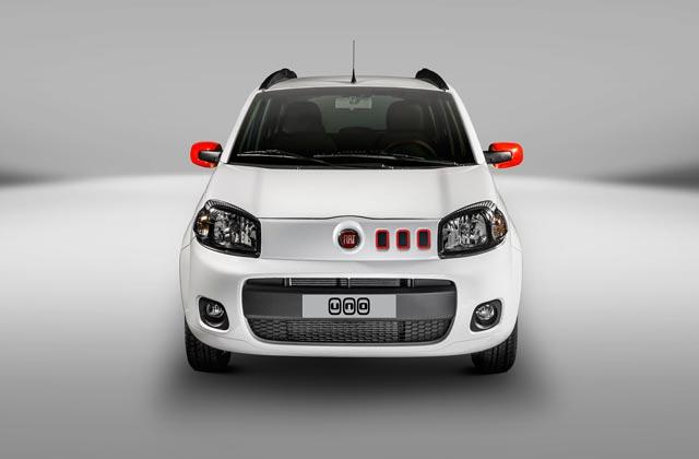 auto Fiat Uno 2014