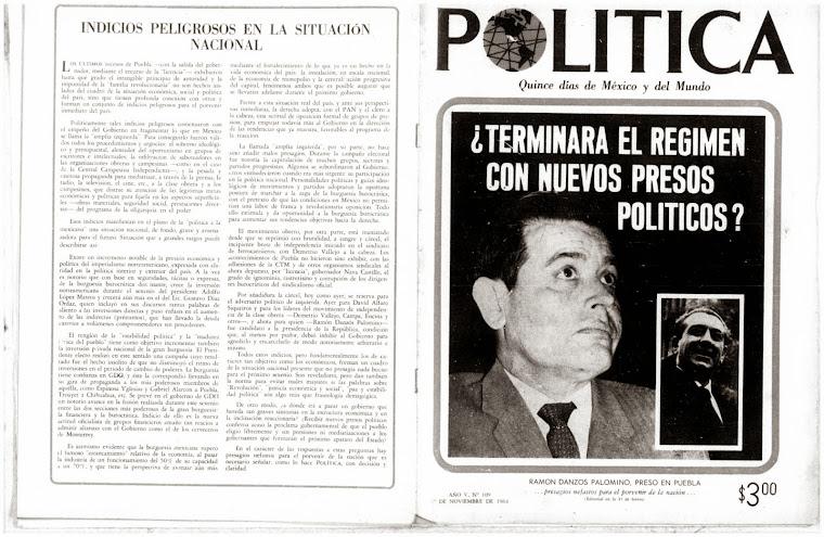 Revista Política 1964