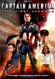 Filme Poster  Capitão América: O Primeiro Vingador DVDRip XviD & RMVB Legendado