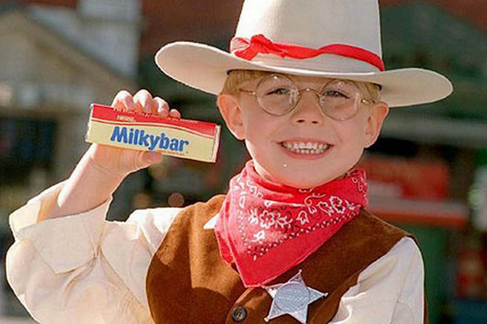 Milkybar kid