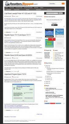 template seo friendly blogspot