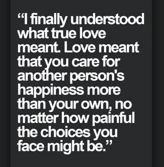 defining true love