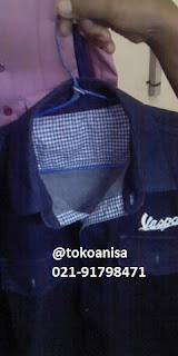 Jual Kemeja Jeans Di Jakarta