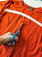 Aprenda a customizar blusas passo a passo