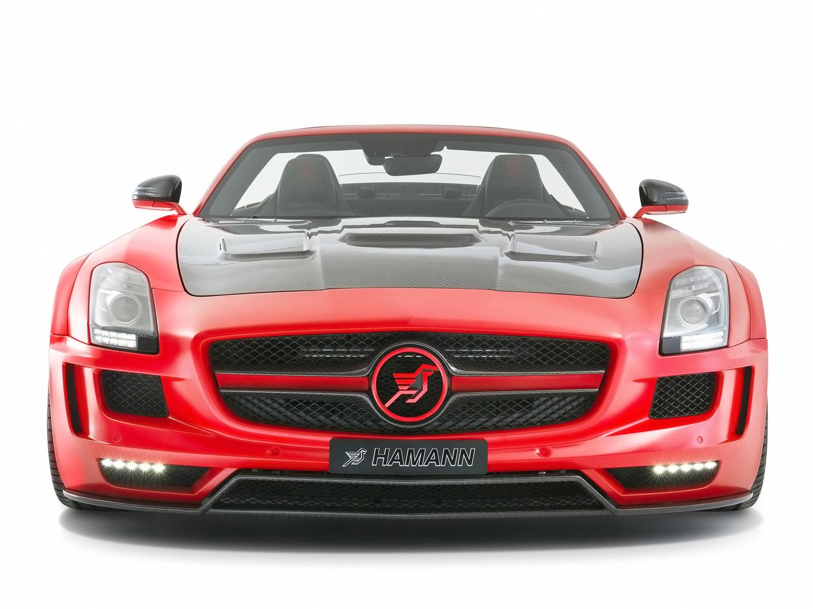 2012 hamann hawk mercedes benz for Mercedes benz hamann