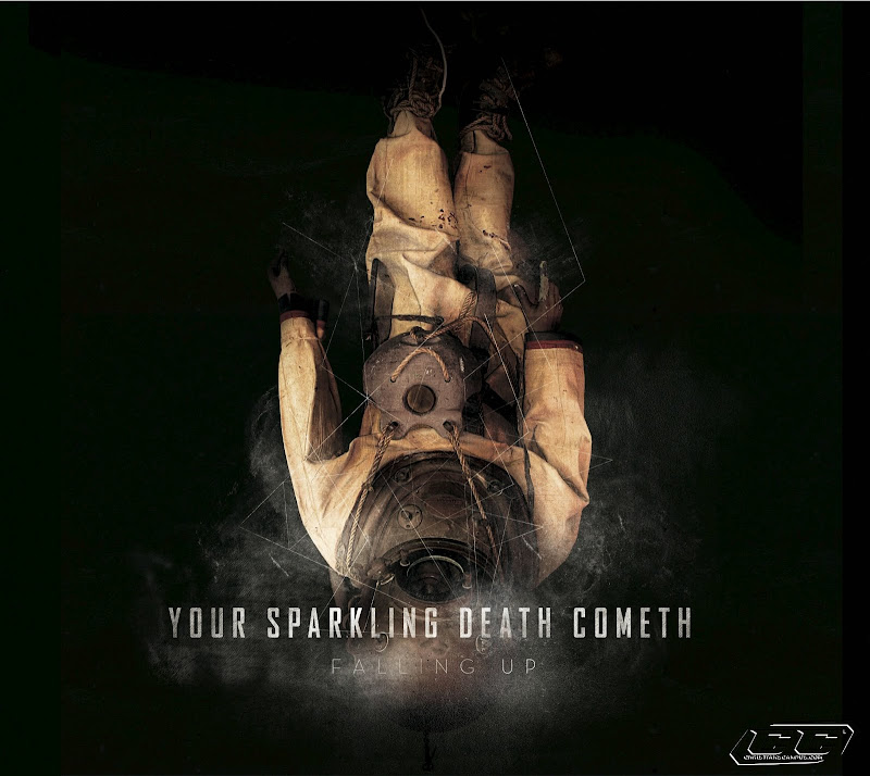 Falling Up - Your Sparkling Death Cometh 2011 English Christian Album