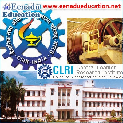 CSIR CLRI Scientist and Technical