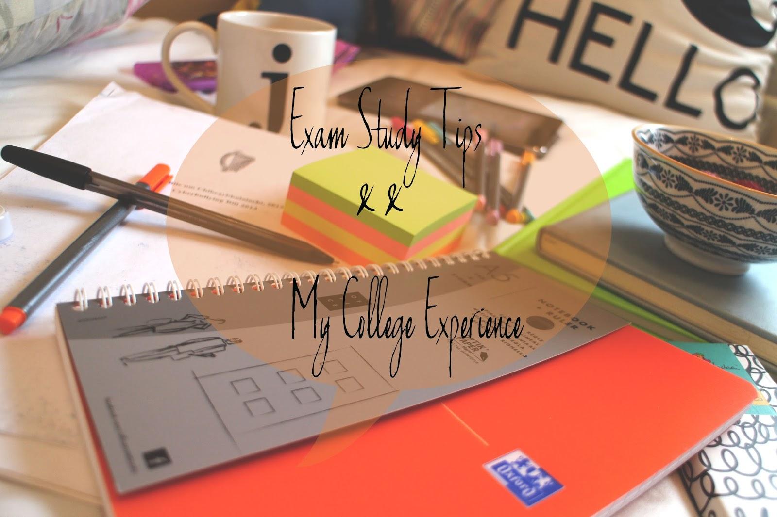 leaving cert study tips