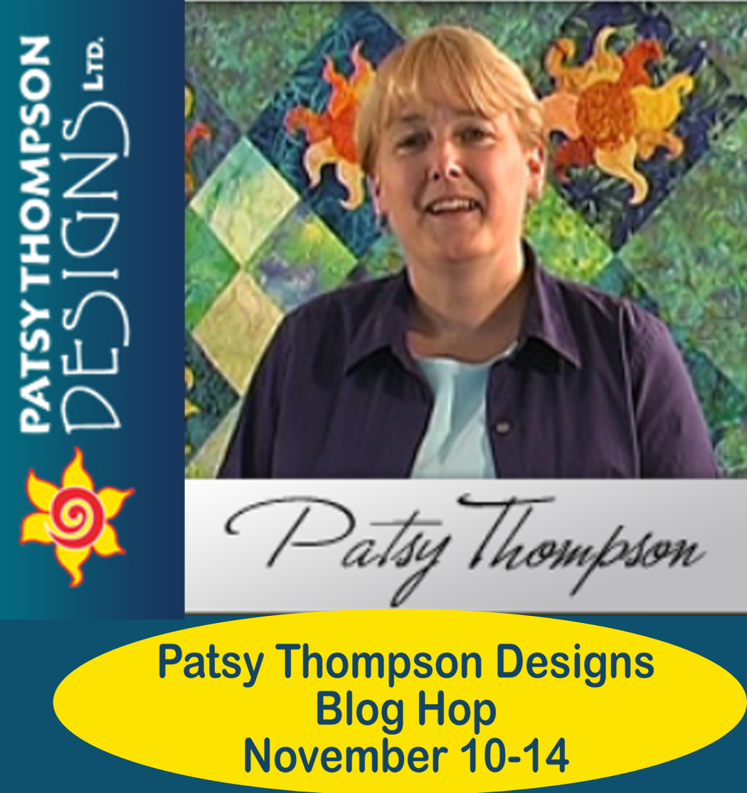 Patsy Thompson Designs Blog Hop