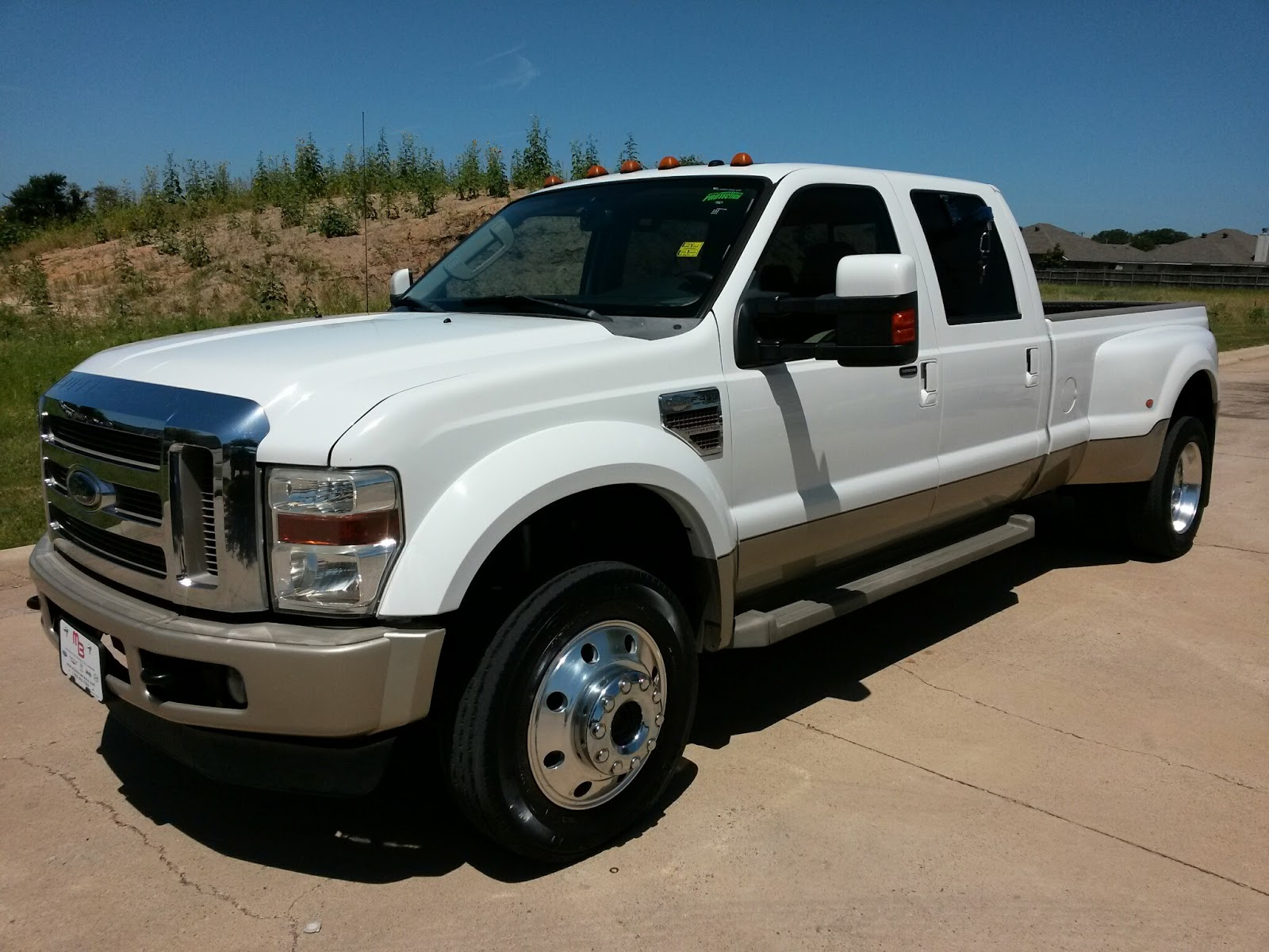 Tdy sales 26 991 2008 ford super duty f 450 drw lariat crew cab 4x4 king ranch