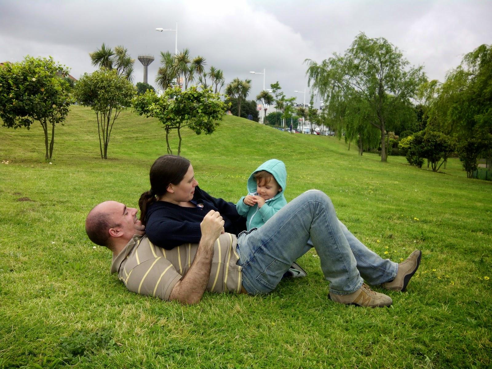mamaesunafriki y su familia