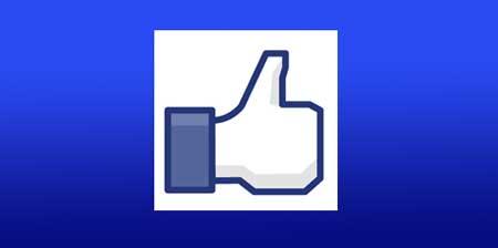 Plavayuschiy Facebook Likebox dla bloga