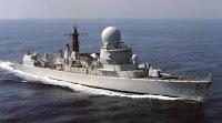Tromp class frigate