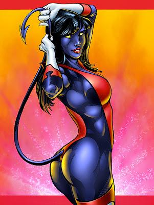 Vilões e Super-Heróis em versão feminina
