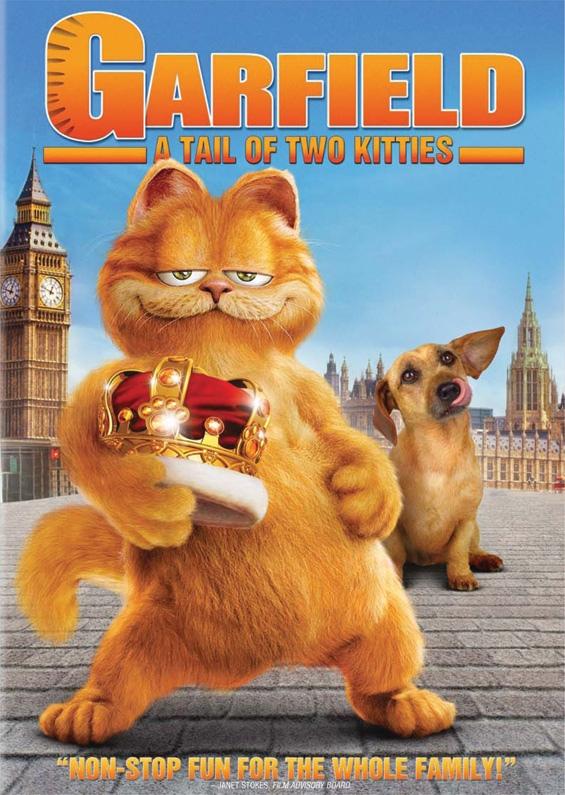 LoadMunz: [Cartoon]Garfield 1 การ์ฟิลด์ ภาค 1 HD 2004