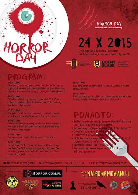horror day 2015