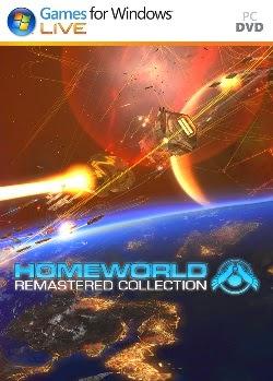Homeworld Remastered Collection – Atualização 08/05/2015
