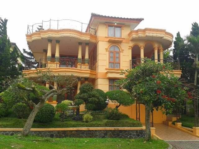 Sewa Villa Kota Bunga Puncak Type Villa Catalia