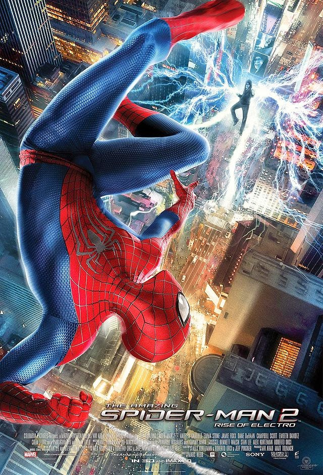 Download Film The Amazing Spider-Man 2: Rise Of Electro (2014)