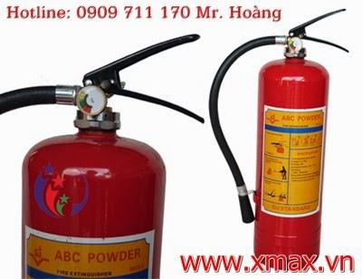 Cung cấp các loại bình chữa cháy và phụ kiện thiết bị pccc giá rẻ Seasion 5
