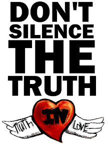 don't silence the truth .. truth in love