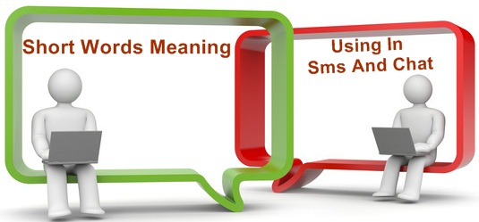 RECREATION Short Words Meaning  Using in Sms and Chat