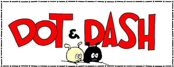 Dot y Dash: Perros de agua españoles de Can Rínxols