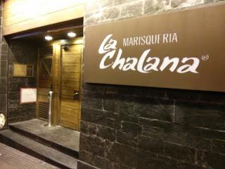 La chalana Madrid