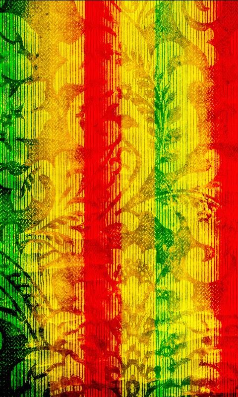 Reggae wallpaper phone