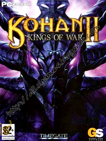Free Download Games - Kohan II Kings Of War
