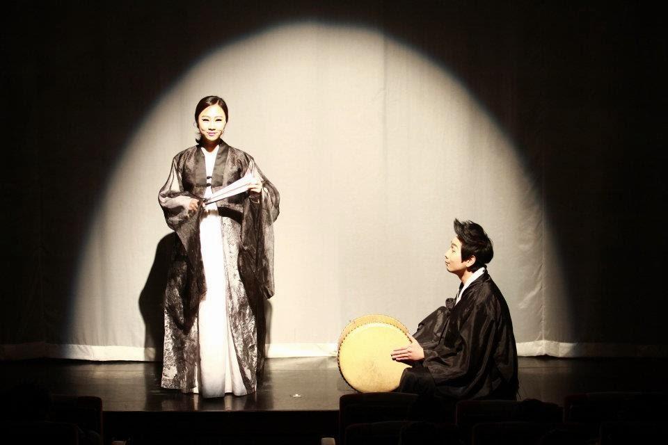 Fantastick Live Gugak Performance in Seoul | meheartsoul.blogspot.com