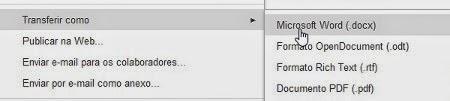 Como abrir e editar um documento Word