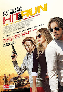 Ver Película Hit and Run Online Gratis (2012)