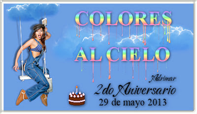 2do Aniversario COLORES AL CIELO