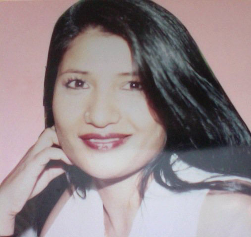 Nepali Writer Anu Shah
