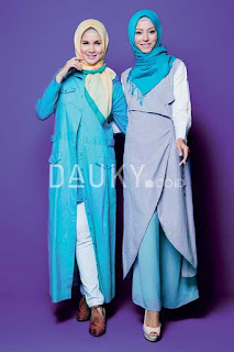 Model 2. Hijab Modern Dauky Terbaru image