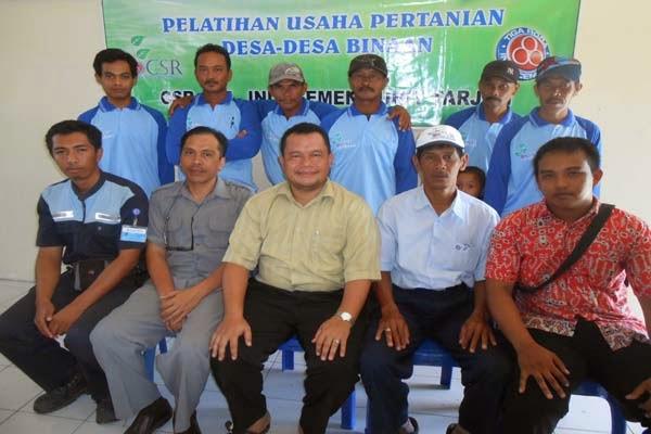 PT ITP Latih Petani Desa Binaan