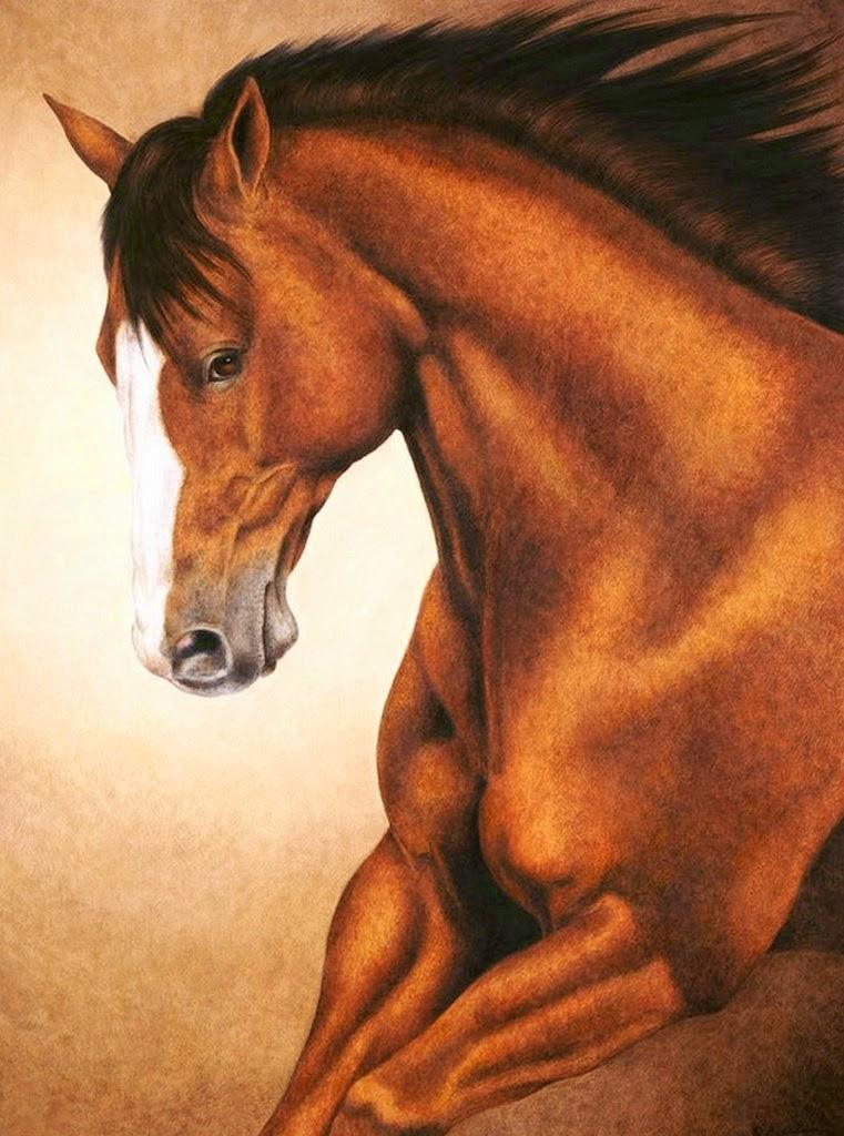 retratos-al-oleo-de-caballos