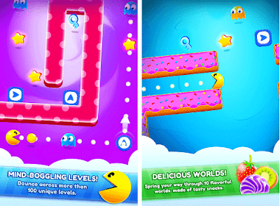 download pac man bounce mod apk